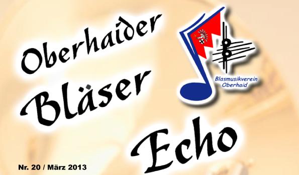Logo Bläserecho